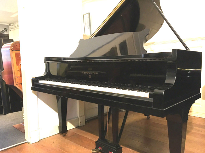 Steinway & Sons M