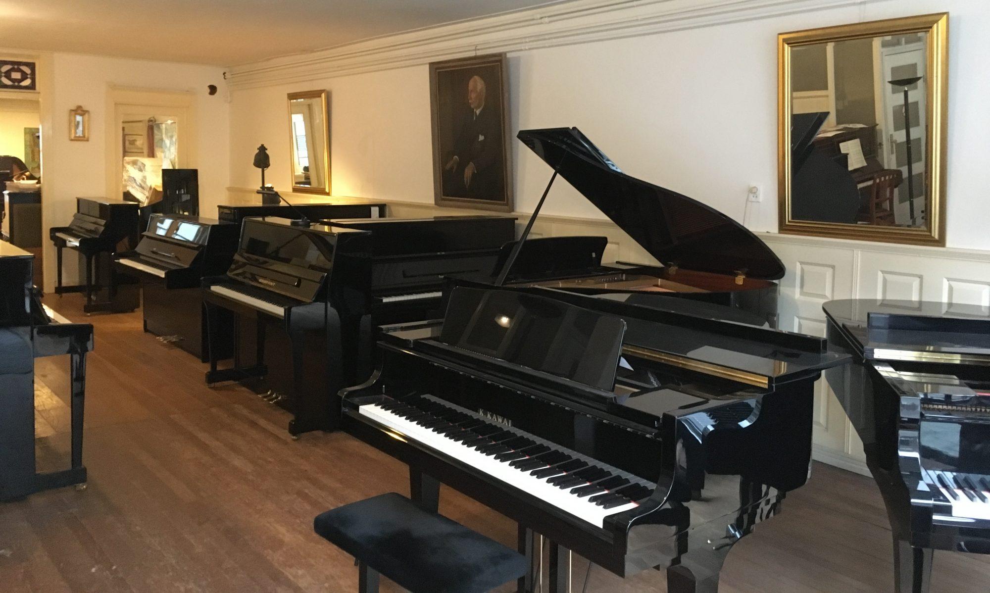 Koot piano's vleugels Haarlem